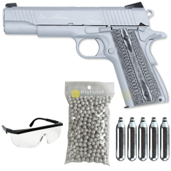 Pack Dan Wesson VALOR 1911 C02 ASG - KWC
