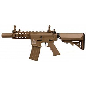 Colt M4 Special Force Mini TAN 180867 Cybergun Métal