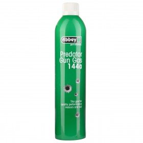Abbey Predator gun gas 144a 700ml - Gaz Airsoft
