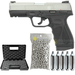 Pack Taurus PT24/7 G2 Two Tone Cybergun KWC 210528