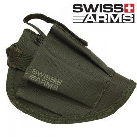 Holster de ceinture OD Swiss Arms 603671 Tactical Hip Holster