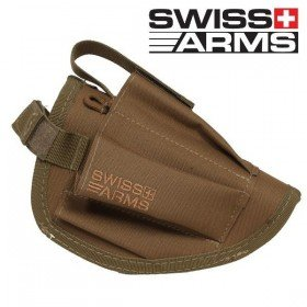 Holster de ceinture TAN Swiss Arms 603670 Tactical Hip Holster