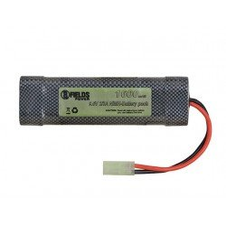 Batterie NiMh 9,6V 1600 mAh 8FIELDS POWER
