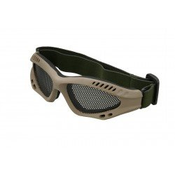 Lunettes à grille Ultimate Tactical Strike V1 - TAN