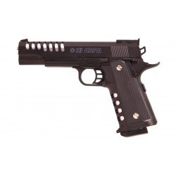 Plan Beta Pistolet Heavy Metal Hi-Capa Noir Spring The Equalizers