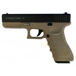 Plan Beta Pistolet Factor 7 Bi-colore spring The Equalizers