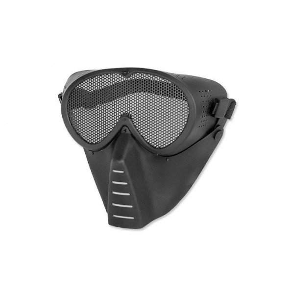 Masque à grille ASG Strike System Tactical Gear Gridmask 15173