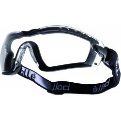 Lunettes de Protection Bolle Safety Cobra Anti buée 603955 Norme EN 166 EN 170