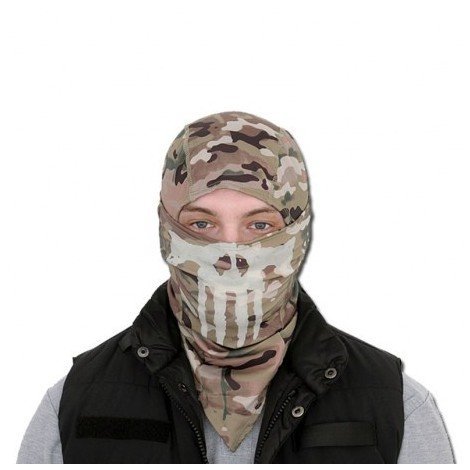 Cagoule Multicam Emserson Punisher Militaire Airsoft Chasse EM6634C