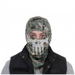Cagoule AOR2 Emerson Punisher Militaire Airsoft Chasse EM6634E