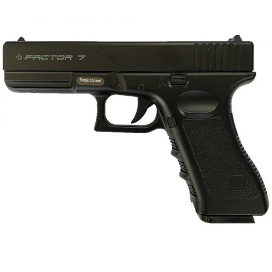 Plan Beta Pistolet Factor 7 Noir spring The Equalizers 958.9520.01