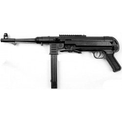 M40G Double Eagle style MP40 German Noir spring 0.5 joule