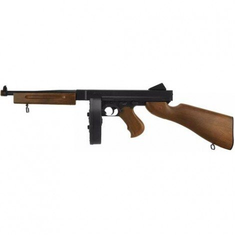 D98 Thompson M1A1 Well - www.pistolet-a-billes.com