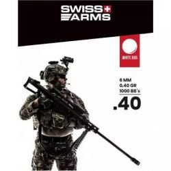 Sachet 0,40g de 1000 Billes - King Arms®