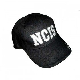 CASQUETTE NCIS BRODEE