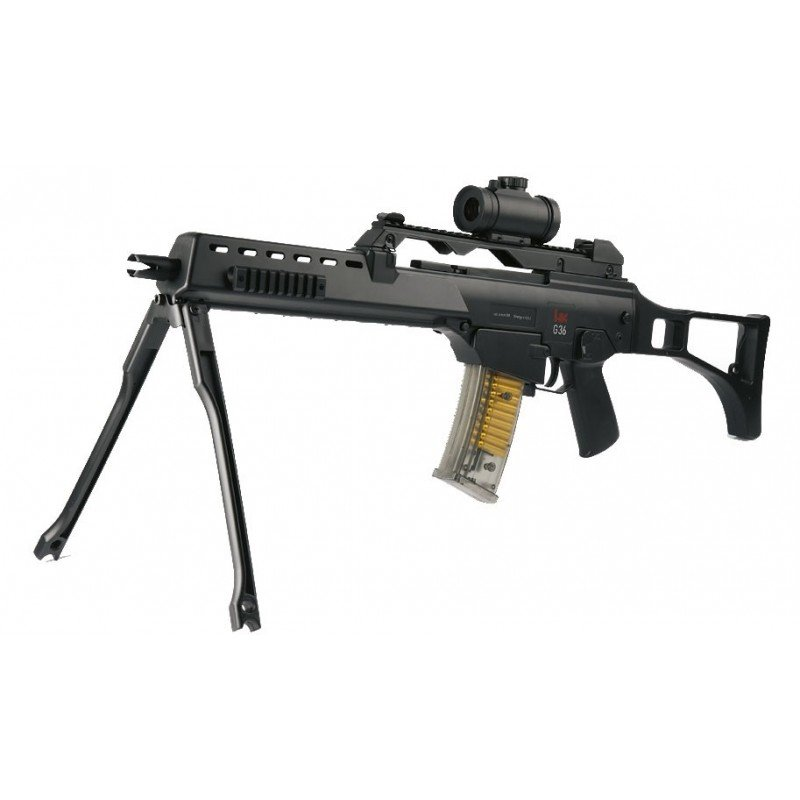 achat hk g36 sniper umarex airsoft pas cher. Black Bedroom Furniture Sets. Home Design Ideas