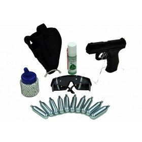 Pack Walther P99 DAO CO2 Umarex