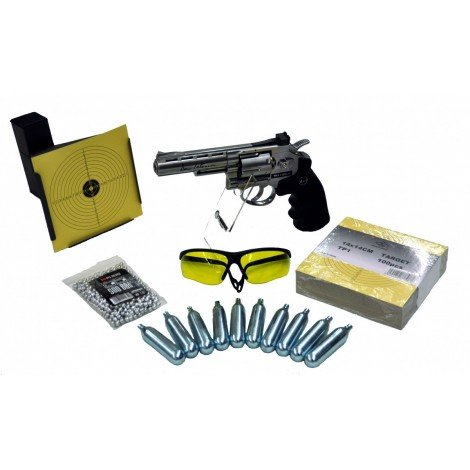 Pack Dan Wesson 4 pouces Chrome