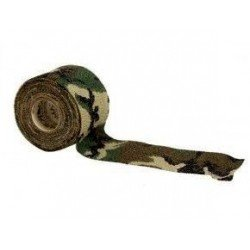 Strap camouflage woodland 4.5 mètres airsoft