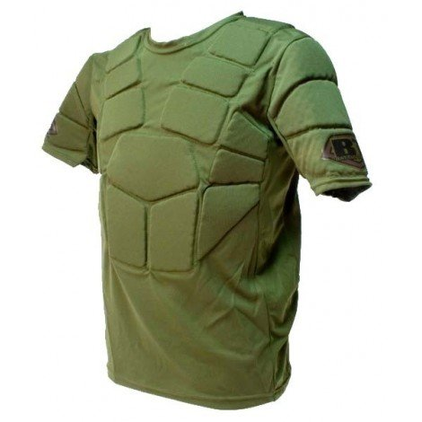 Body armor vert olive taille S/M