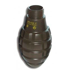 Enveloppe Pineapple pour grenade CO2 + 1 capsule CO2