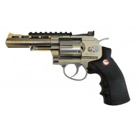 Ruger Super Hawk 4 pouces chromé CO2