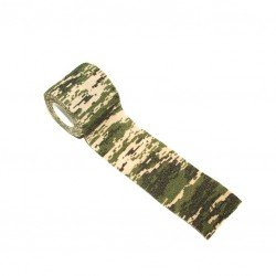 Strap camouflage digital woodland