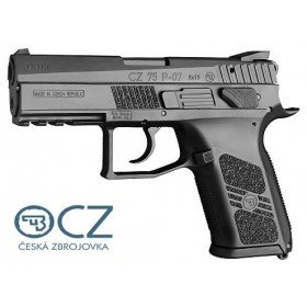 CZ 75 P-07 DUTY métal blowback