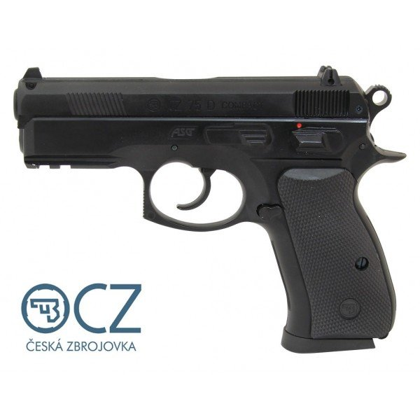 CZ 75D Compact spring ASG