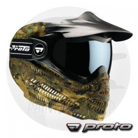 Masque de protection Proto switch woodland