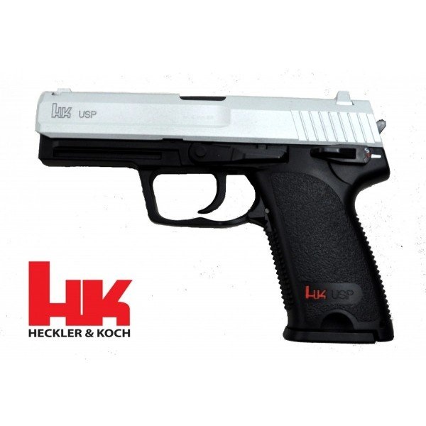 HK usp silver phosphorescent Co2