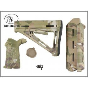 KIT MOE 7 multicam