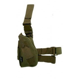 Holster de cuisse universel gauche coyote