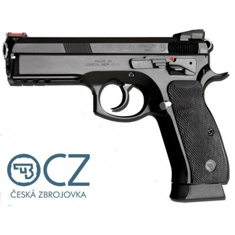 CZ 75 SP-01 Shadow 17655 ASG