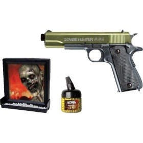Pack combat zone Zombie Hunter
