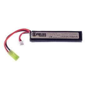 Batterie lipo 7.4v 1100 Mah 8fields
