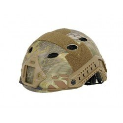Casque Fast BJ kryptek style Emerson