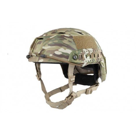 Casque Emerson Fast BJ Deluxe Multicam