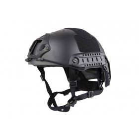 Casque Emerson Fast MH Deluxe Noir