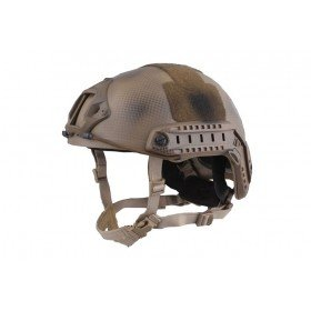 Casque Emerson Fast BJ Deluxe Tan