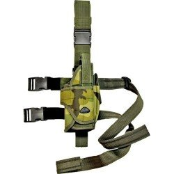 Holster de cuisse universel Camouflage