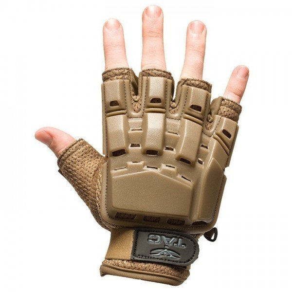 MITAINES Valken tactical tan coquées taille XS/S