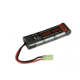 Batterie mini type 8.4 Volt-1600 mAh
