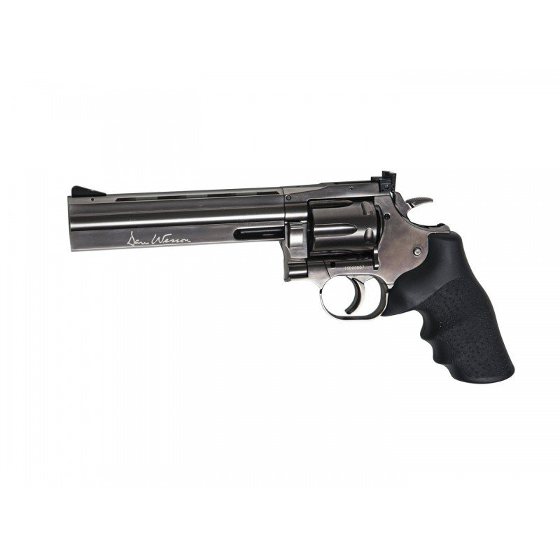 Dan Wesson 715 - 6 Revolver 1.9 Joules Steel Grey
