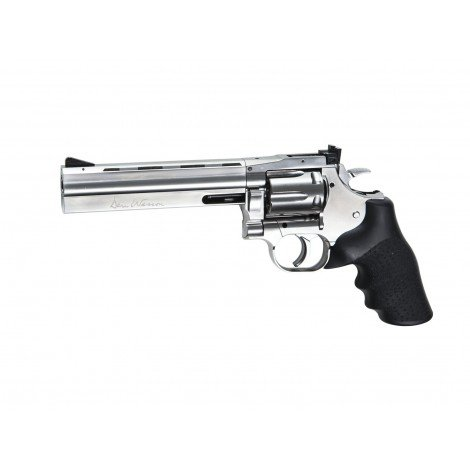 Dan Wesson 715 - 6 Revolver 1.9 Joules Chrome