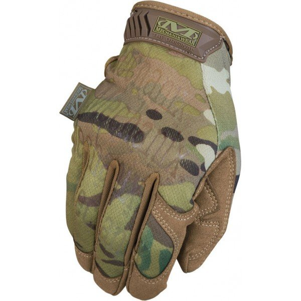Gants mechanix original cover Multicam