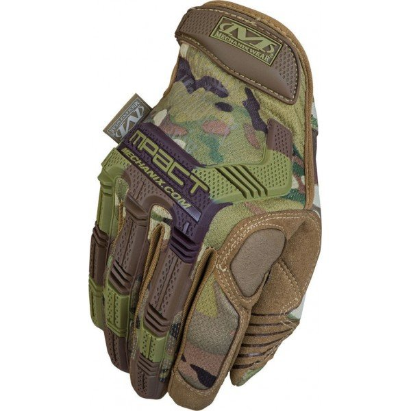 Gants mechanix m-pact Multicam