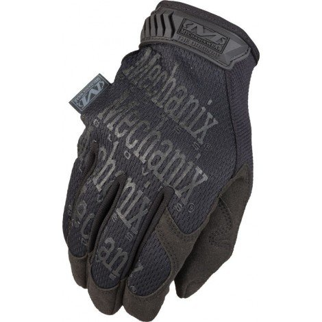 Gants mechanix original cover noir