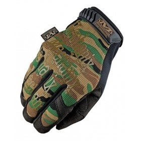 Gants mechanix original cover Woodland