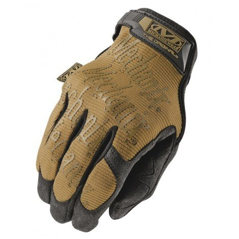 Gants mechanix original cover Coyote